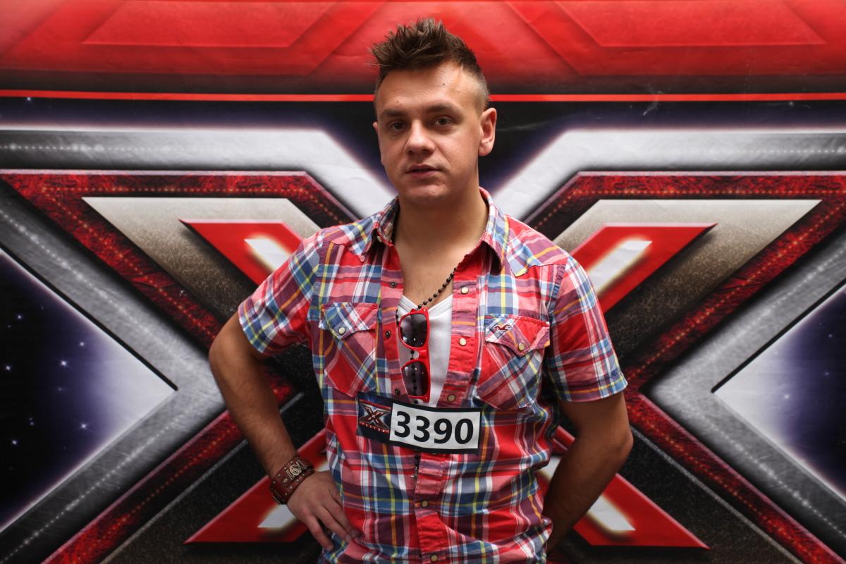 Sebastian Tarlach - uczestnik 5. odcinka 1. edycji